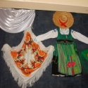 Costume traditionnel portugais pour femme